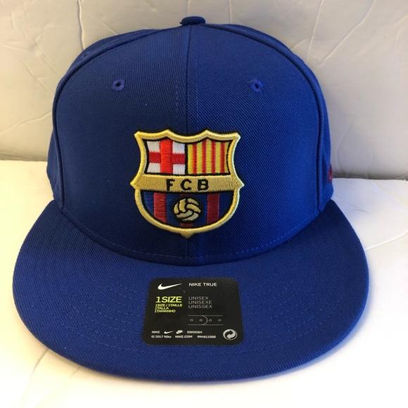 499bf30b Nike Accessories   Fc Barcelona Snapback Hat   Poshmark
